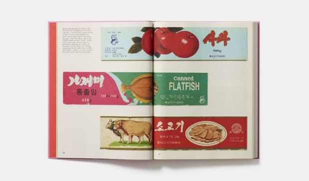 북한 그래픽디자인 책~Made in North Korea~(北朝鮮グラフィックデザインブック)03