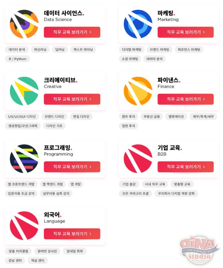 韓国セミナーワークショップ_fastcampus_contents