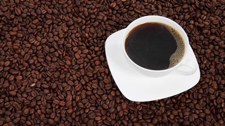 コーヒーで痩せる