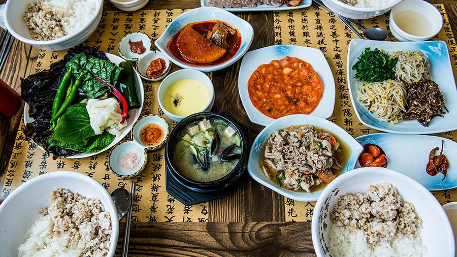 韓国料理前菜