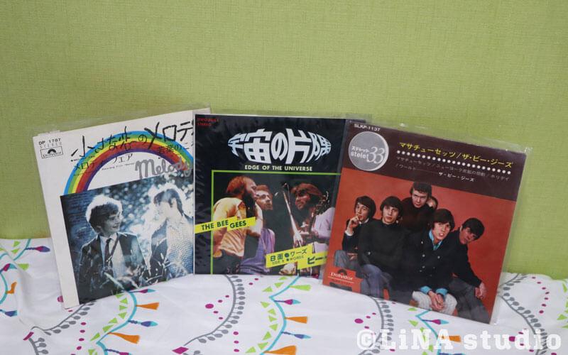beegeesレコード