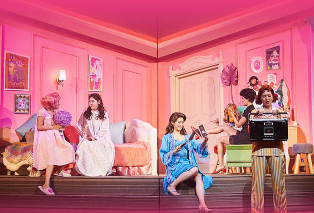 グリース韓国ミュージカル_セット01