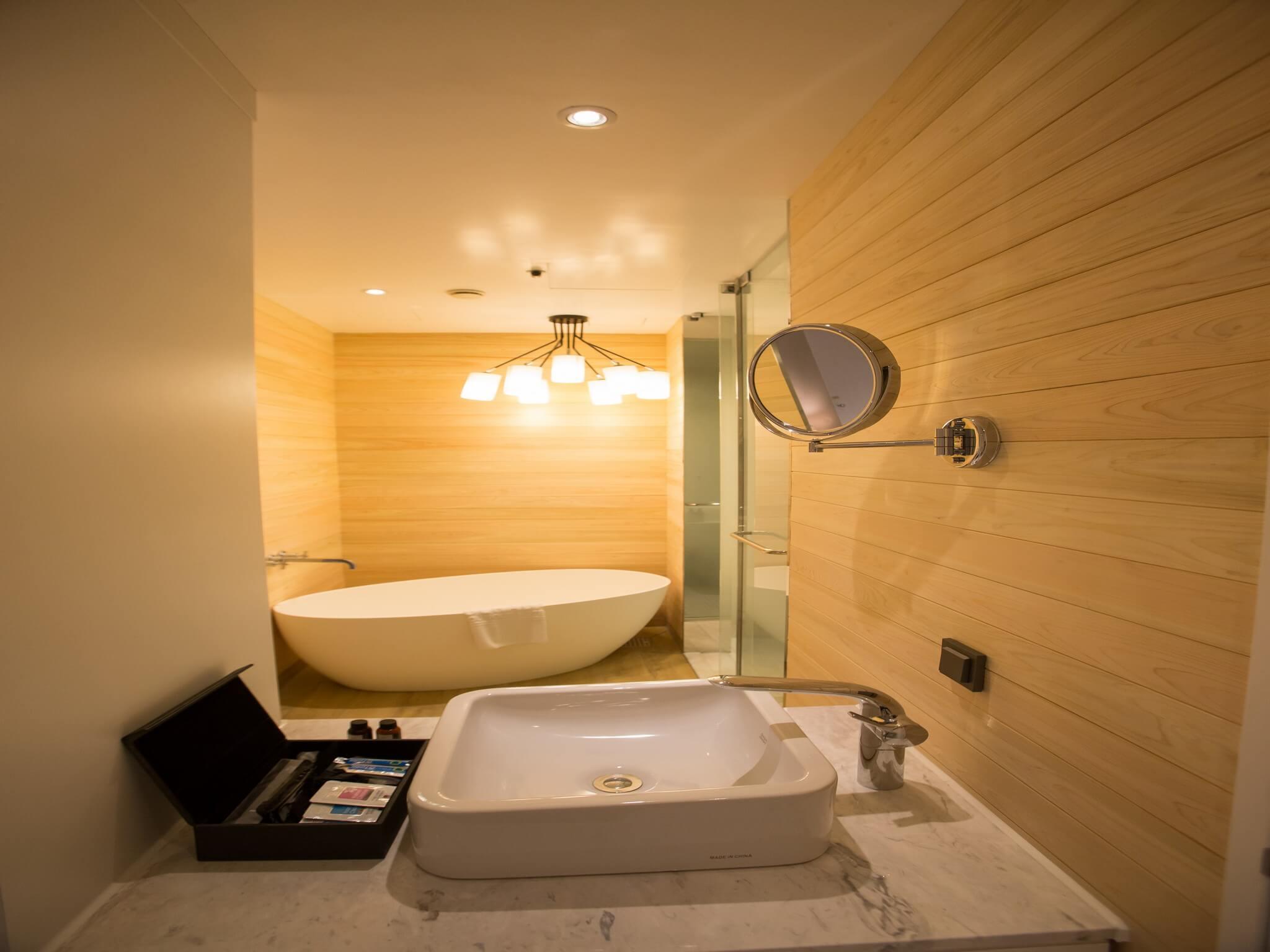 ソウルハダ浴室
