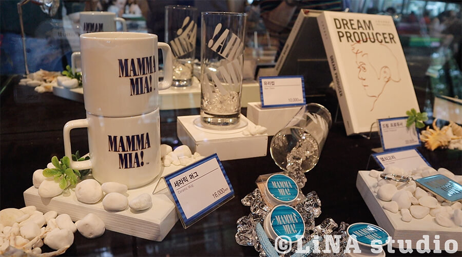 マンマミーア韓国公演_マグカップ