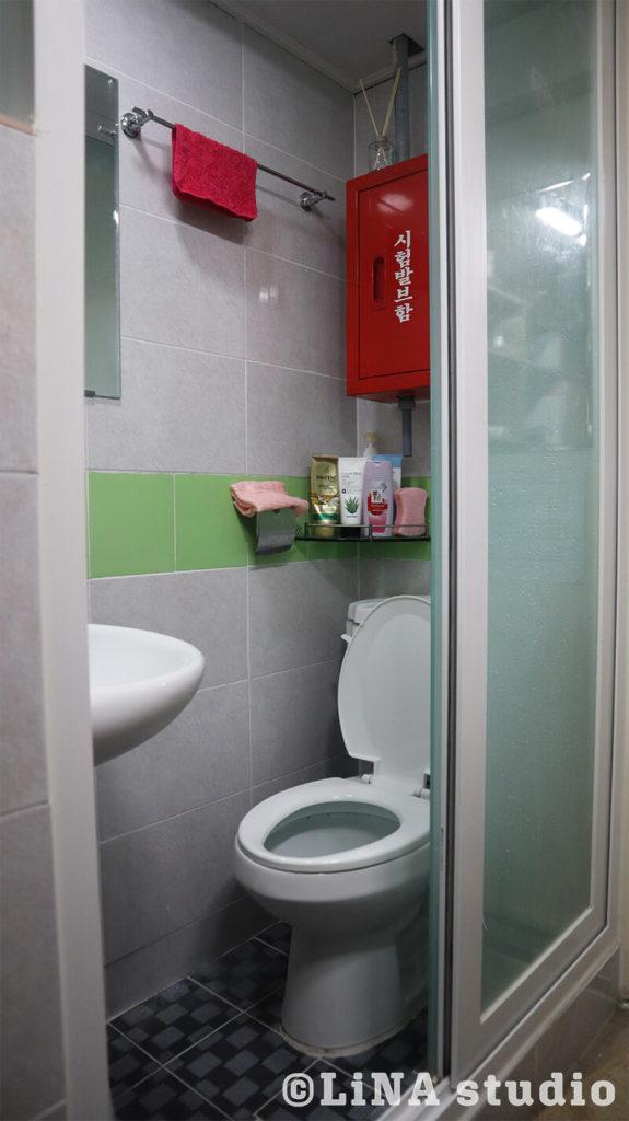韓国コシテル_浴室