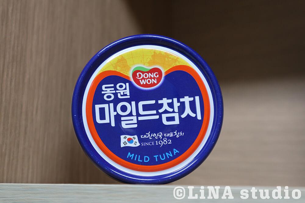 韓国ツナ缶