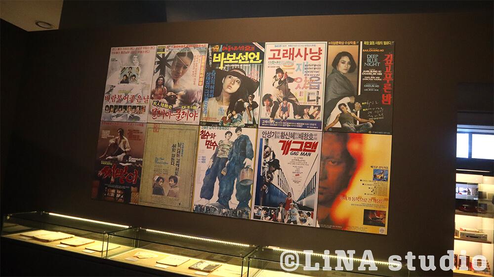 韓国映画博物館_映画ポスター