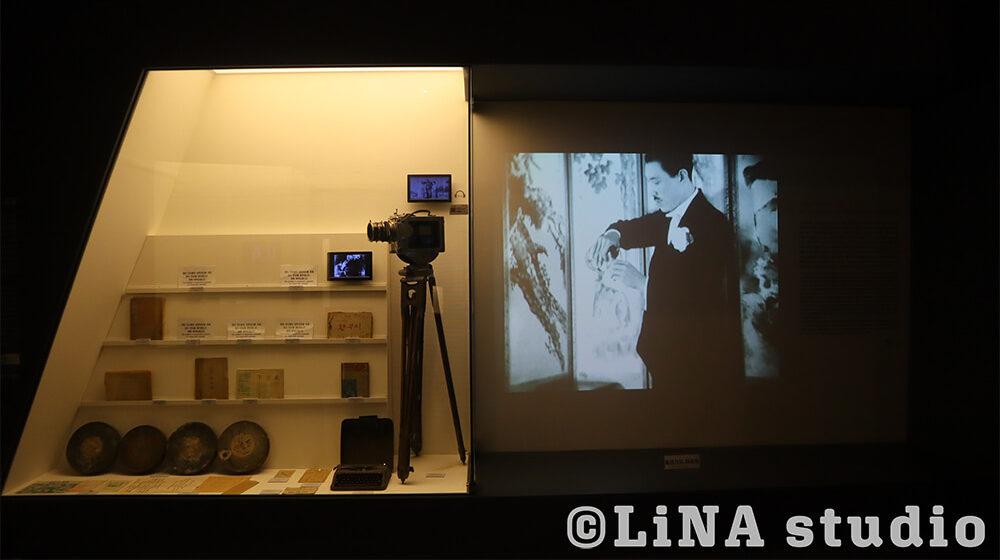 韓国映画博物館_白黒