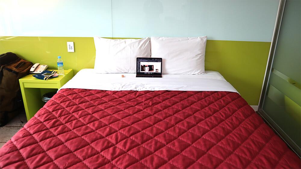 Hotel Zeumes_仁川ホテル_寝室03